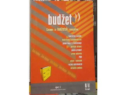 Budžet  - časopis za budžetski kosalting 6 - 2006