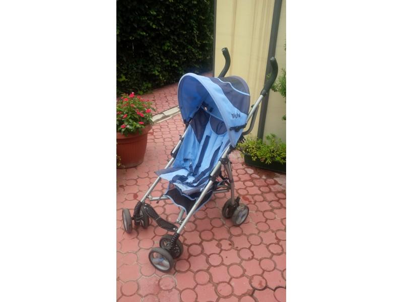 Bugaboo Gecko kolica komplet+kišobran kolica+car-seat