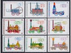 Bugarska 1983 Parne Lokomotive, čisto (**)