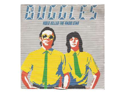 Buggles, The - Video Killed The Radio Star