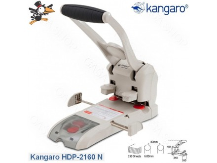 Bušač papira Kangaro HDP-2160N - Novo