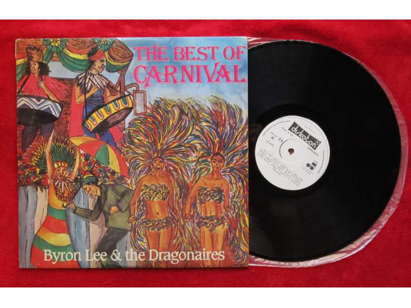 Byron Lee & The Dragonaires - The best of carnival