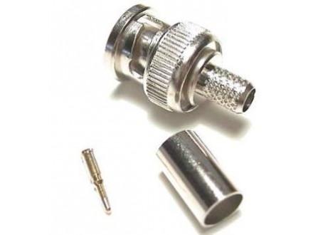 CA-BNC59-001 RG-59 BNC crimping connector, KOMADNA PRODAJA