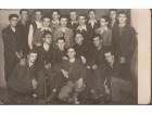 ČAČAK / Učenici VII 2 - I Gimnazije 1942/43 - okupacijA