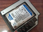 CADDY, univerzalna fioka za HDD/SSD (9.5mm SATA - SATA)