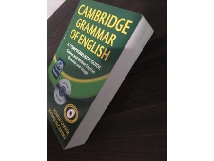 CAMBRIDGE GRAMMAR OF ENGLISH