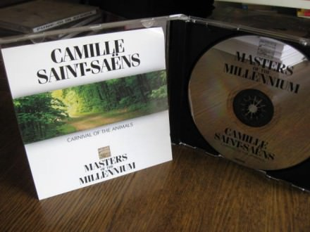 CAMILLE SAINT - SAENS - carnival of the animals