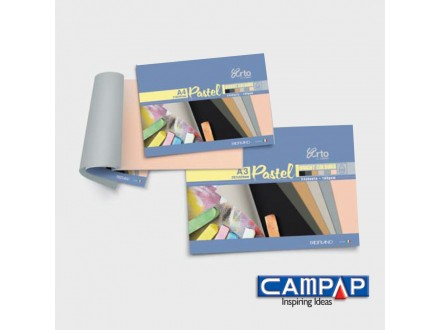 CAMPAP Pastel paper 36270