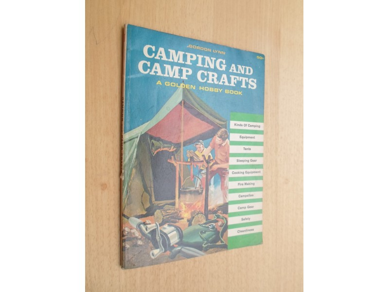 CAMPING and CAMP CRAFTS