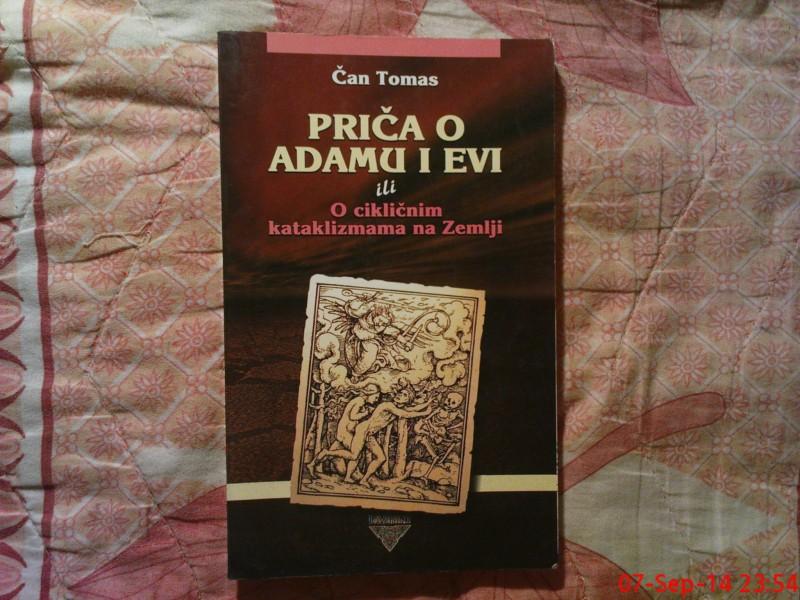 CAN TOMAS - PRICA O ADAMU I EVI ILI O CIKLICNIM KATAKLI