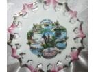 CANADA ukrasni zidni tanjirić od porcelana