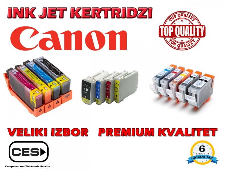 CANON PGI-5BK CLI-8 - komplet od 5 kertridza, NOVO