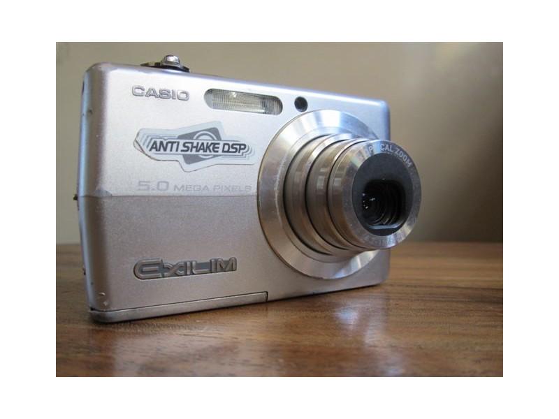 CASIO Exilim EX-Z500 - NEISPRAVAN