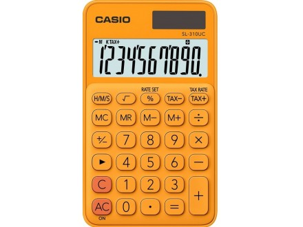 CASIO Kalkulator SL-310UC orange