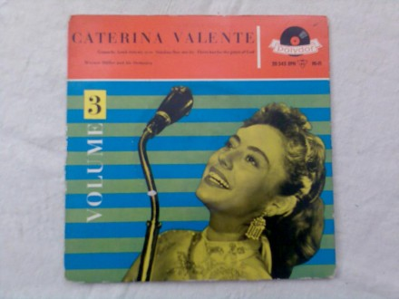 CATERINA VALENTE-GRANADA-LOOK INTO MY EYES-------------