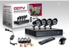CCTV HD video nazor sa 4 kamere Novo