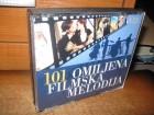 CD - 101 OMILJENA FILMSKA MELODIJA - 5CD