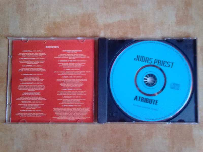 CD: A Tribute To Judas Priest