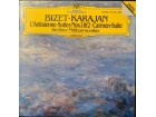 CD BIZET / KARAJAN - Carmen Suite (1986) original, nov