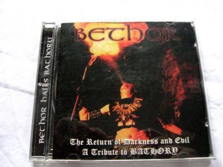 CD Bethor - A Tribute to Bathory