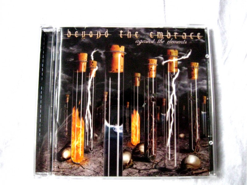 CD Beyond The Embrace - Against The Elements