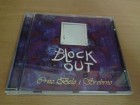 CD-Block Out - Crno belo i srebrno