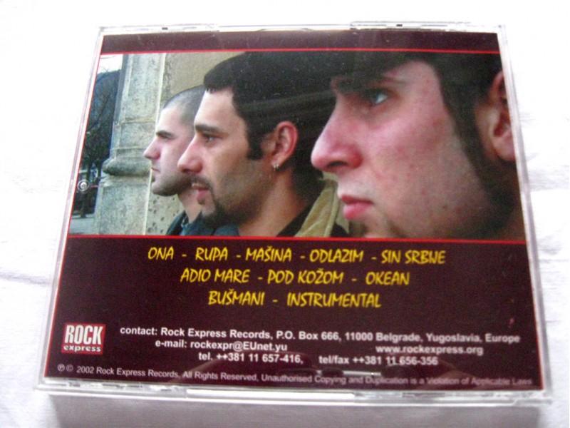 CD Bušmani - Bušmani