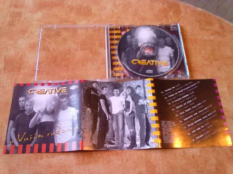CD Creative - U vašim rukama