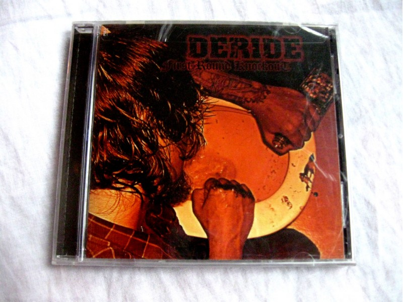 CD Deride - First Round Knockout