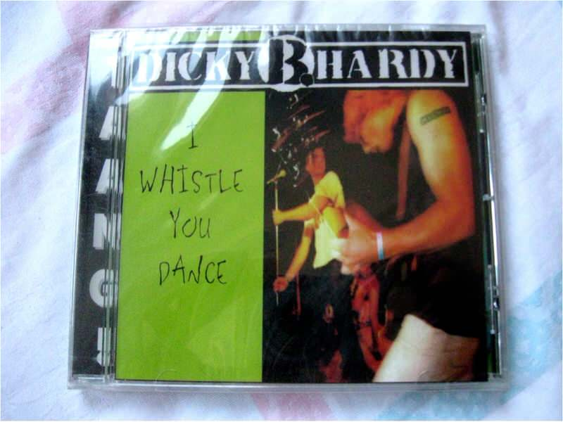 CD Dicky B. Hardy - Whistle You Dance