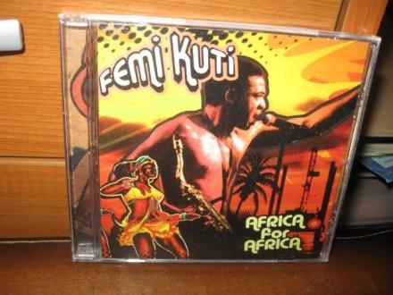 CD - FEMI KUTI - AFRICA FOR AFRICA