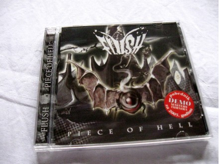 CD Flush - Piece of Hell (srpski thrash metal)