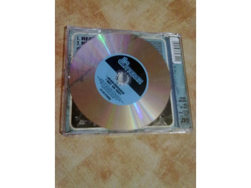 CD Glitterati - Heartbreaker