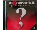 CD: INDEXOVO POZORIŠTE - OPROŠTAJNI KONCERT 2