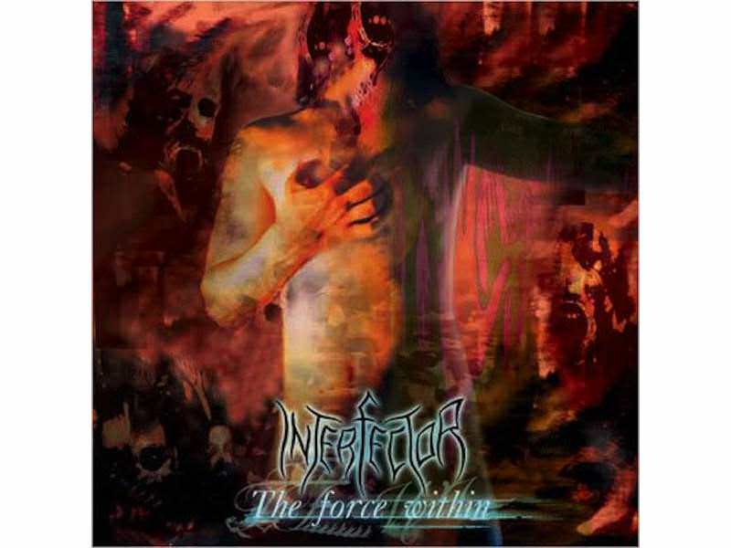 CD Interfector - The Force Within