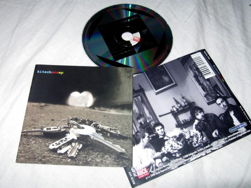 CD Kitsch Ensemble - Kitschensep