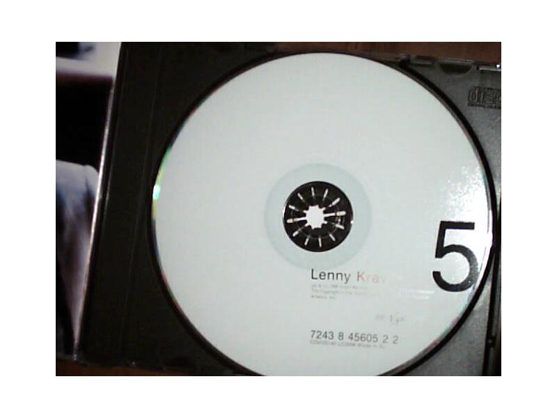 CD - Lenny Kravitz - 5