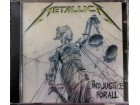 CD: METALICCA - ...AND JUSTICE FOR ALL (COLOMBIA PRESS)