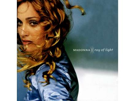 CD - Madonna - Ray Of Light