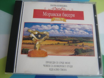 CD `Moravski biseri vol.1`