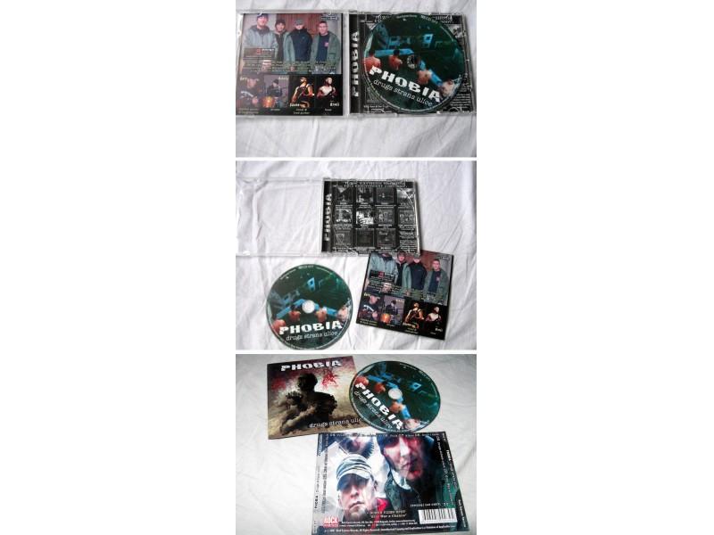 CD Phobia - Druga strana ulice (Punk Rock)