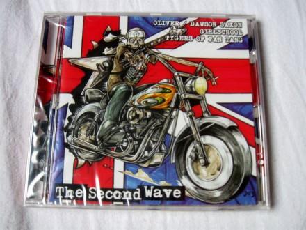 CD Saxon, Girlschool, Tygers of Pan Tang
