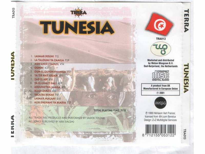 CD - TERRA - TUNESIA