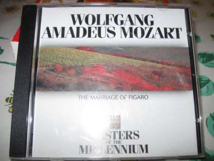 CD - THE MARRIAGE OF FIGARO - MOZART