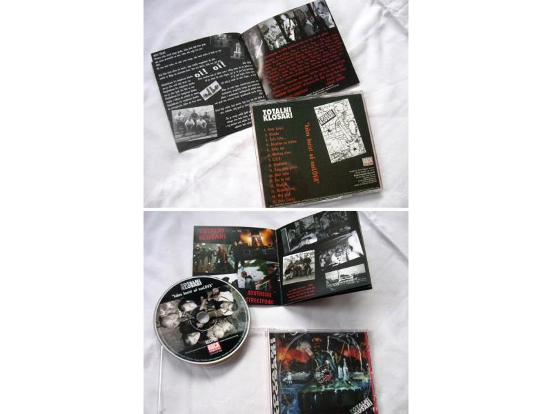 CD Totalni Klošari - Kakva Korist Od NasLOVA