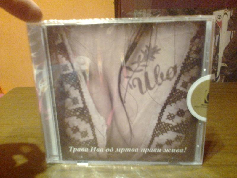 CD-Trava Iva od mrtva pravi ziva! NOVO