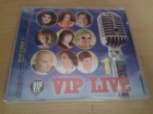 CD- VIP LIVE 1 /Novo u foliji
