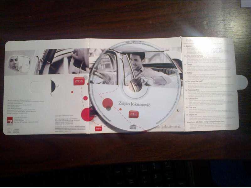CD Zeljko Joksimovic `Ljubavi`