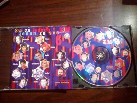 CD Zoran Starcevic `Svi za jednog jedan za sve 6`