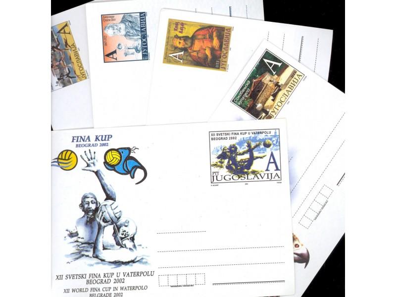 CELINE sa A markom - Pisma ilustrovana 5 komada